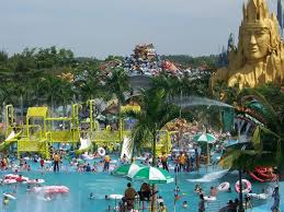 great place to go on a day picture of suoi tien theme park ho