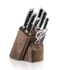 kitchen knives block cangshan ts series 1020878 sandvik 14c28n swedish steel forged 8