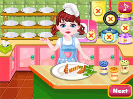y8 de cuisine baby cooking play at y8 com