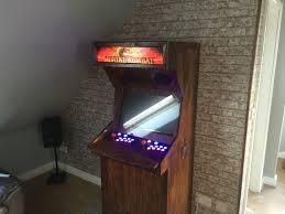 raspberry pi mame cabinet raspberry pi arcade machine richard pearce