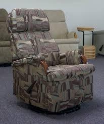 swivel rocking recliner swivel rocker recliner chair amish