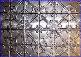 Tin Backsplash Tiles - Tin backsplash