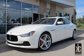 maserati ghibli wheels kc trends showcase rovos durban brushed silver wheels mounted