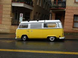 new volkswagen bus yellow roof rack vws in portland page 4