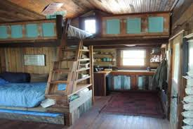 Small Log Cabin Interiors 31 Small Rustic Home Interiors Return To Nature With Rustic Home