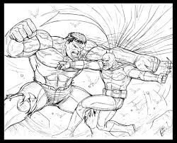 11 images superman fighting batman coloring pages superman
