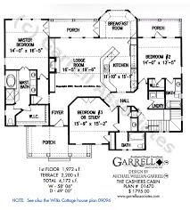 cabin homes plans cashiers cabin house plan house plans by garrell associates inc