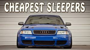 used lexus under 5000 6 of the best sleepers you can buy for less than 5000 youtube