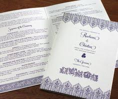 wedding program printing wedding programs ceremony programs wedding day by invitations by