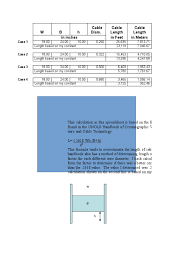 Feet In Meter Download Winch Drum Capacity Calculations 1 Docshare Tips