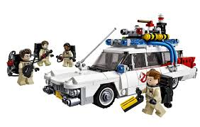 lego police jeep lego ghostbusters ecto 1 21108 shop ghostbusters fans