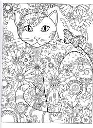 free printable elephant coloring pages adults nbm582