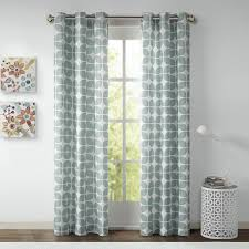Yellow Grommet Curtain Panels by Curtains Yellow Print Curtains Adaptability White Panel Curtains
