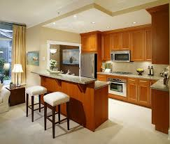 kitchen and breakfast room design ideas kitchen open galley and dining area contemporary room plan