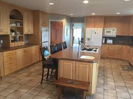 white washed maple kitchen cabinets how do i remodel kitchen and keep maple cabinets