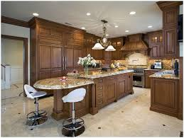 kitchen island with cooktop and seating kitchen railing back chairs fresh idea to design your luxury
