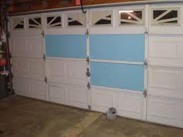 Garage Door Interior Panels Insulated Garage Door Panels I84 In Trend Home Decoration Ideas