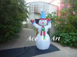 Cheap Outdoor Christmas Decorations Sale by Popular Inflatable Outdoor Snowman Buy Cheap Inflatable Outdoor