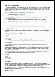 Sample Email Cover Letter With Resume Attached Emailed Cover Letter Gallery Cover Letter Ideas