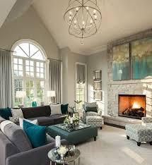 idee deco salon canap gris déco salon gris 88 idées pleines de charme salons villas