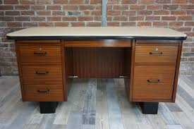 office table designs teak office desk 1950s for sale at pamono