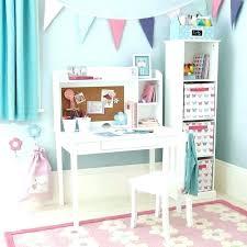 White Kid Desk Desk With Hutch White Computer Desk With Hutch