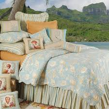 Tropical Duvet Covers Queen Caribbean Bedding Island Comforters Quilts Bedspreads U0026 Duvets