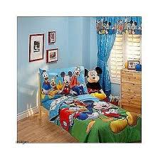 Mickey Mouse Clubhouse Crib Bedding Toddler Bed Inspirational Mickey Mouse Clubhouse Bed Set For