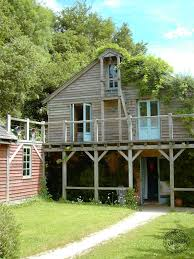 house with porch seagull house devon the iconic wooden house