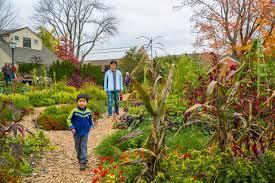 Tower Hill Botanic Garden Golocalworcester Tower Hill Botanic Garden S Fall Begins