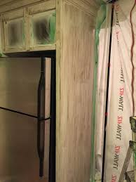 wood grain filler for oak cabinets