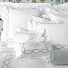 Monogrammed Comforter Sets Monogrammed Bedding U0026 Linens Customize At Matouk