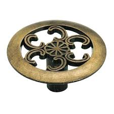 brass cabinet knobs cabinet hardware the home depot