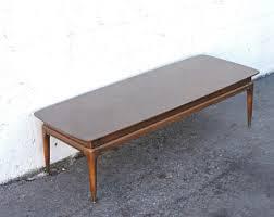 long narrow coffee table narrow coffee table etsy