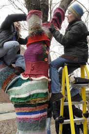 tree sweater knitting bee