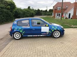 renault race cars racecarsdirect com renault clio 172 cup race car