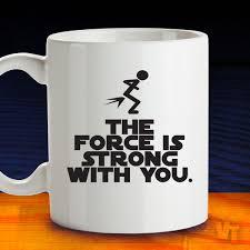 star wars mug yoda mug darth vader mug funny coffee mug
