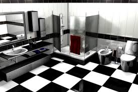 black and white bathroom tile designs black and white bathroom tile designs decor ideasdecor ideas