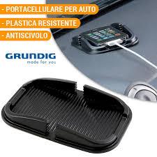 porta navigatore auto porta smartphone navigatore per auto plastica antiscivolo