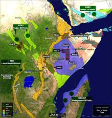 Ghana Africa Map Tullow Oil Reports New Large Oil Field Off Ghana Africa Coastline