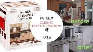 rustoleum kitchen cabinet paint rustoleum cabinet transformations kit review and mini tutorial