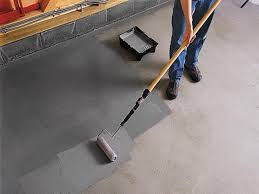 Best Paint For Concrete Walls In Basement by Best 25 Concrete Paint Colors Ideas On Pinterest Basement