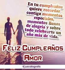 imagenes romanticas de cumpleaños para mi novia frases de cumpleaños para mi novio o mi novia