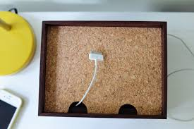 build a charging station diy charging dock