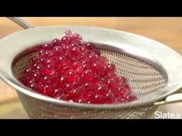 recettes cuisine pour les nuls vidéo le caviar de grenadine la recette de cuisine moléculaire