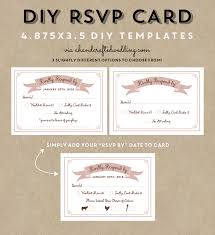free wedding rsvp template free printable wedding rsvp card templates km creative