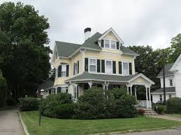 massachusetts house george capron house in taunton massachusetts places across the