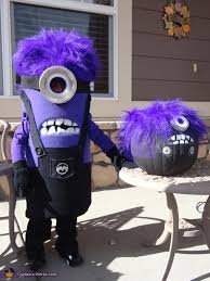 purple minion costume coolest purple minion costume photo 2 9