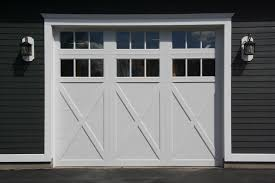 Dutchess Overhead Door Raynor Garage Doors Rockcreeke Model With Two Rows Of Windows