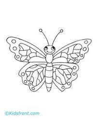 free butterfly colouring pages spring u0026 summer free